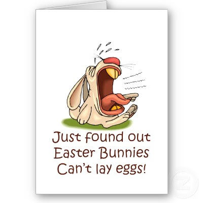 Easter Funny Greeting Cards