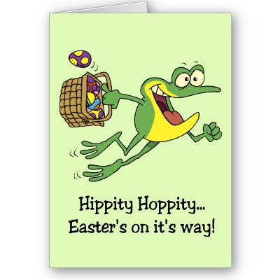 Funny Easter Greetings Cards