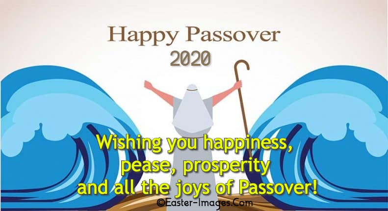 Passover 2020 Images