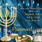 Passover Greetings