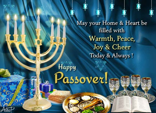Passover Greetings