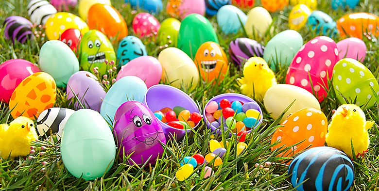 Colorful Easter Egg Images