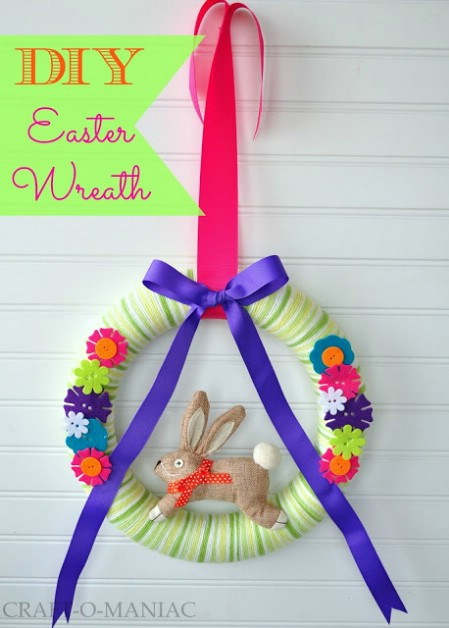 Easter DIY Wreaths
