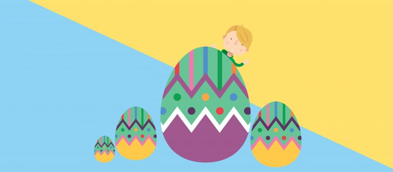 Easter Egg Graphic Design