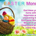 Easter Monday Greetings