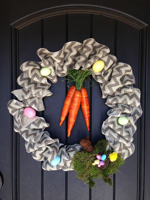Easter Wreaths For Vegan