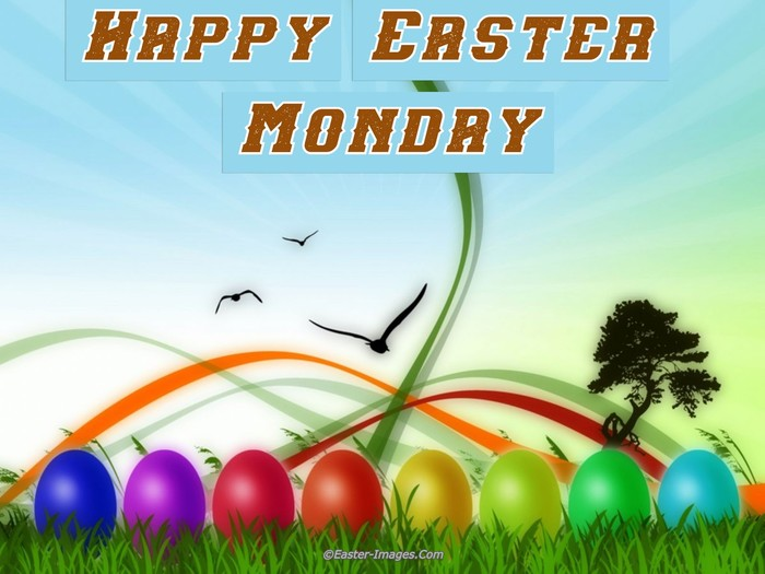 Happy Easter Monday Images
