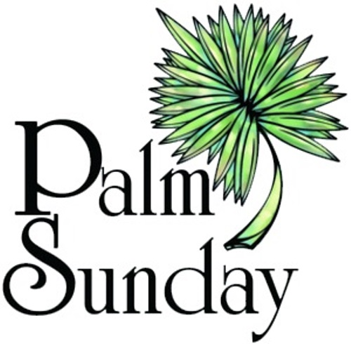 Palm Sunday Clipart Images
