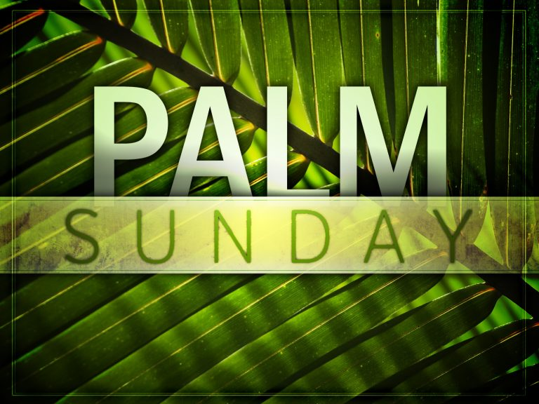 Palm Sunday HD Images