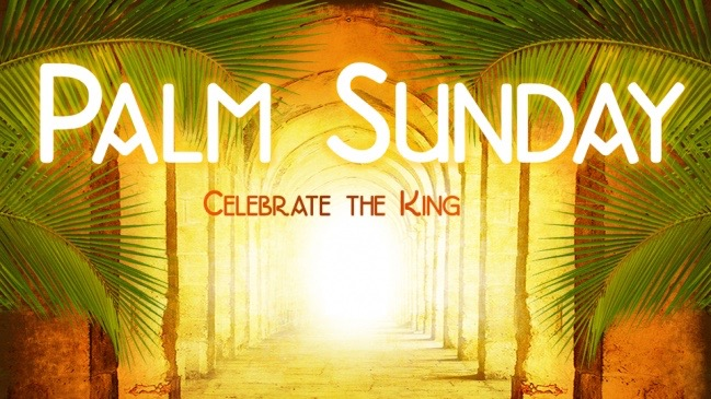 Palm Sunday Pics