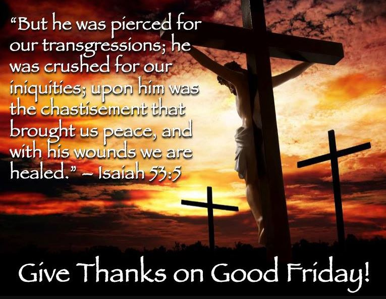 Religious Good Friday Messages