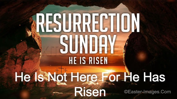 Resurrection Sunday Messages