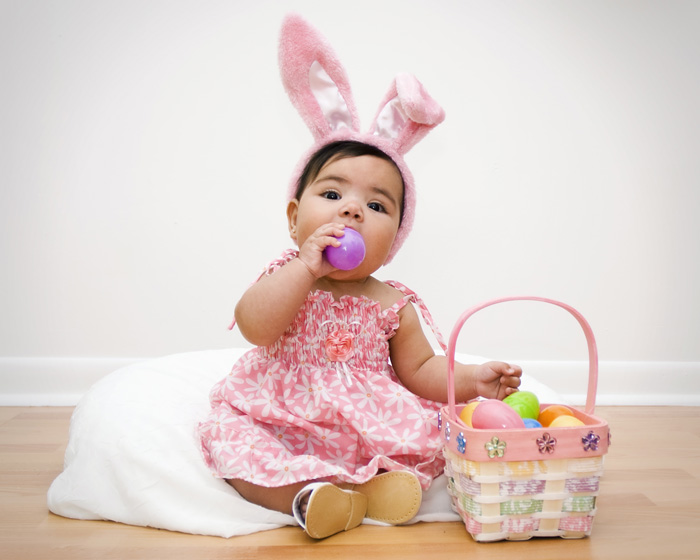 Easter Baby Wallpapers