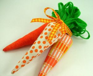Easter Felt Carrot