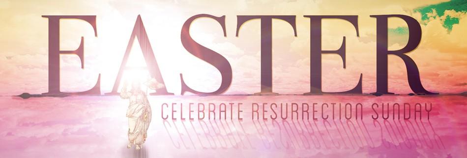 Easter Sunday Banner