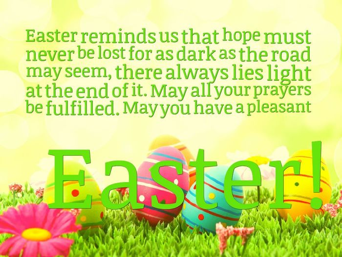 Happy Easter 2020 Wishes Pictures