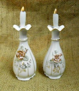 Vintage Perfume Bottles For Easter